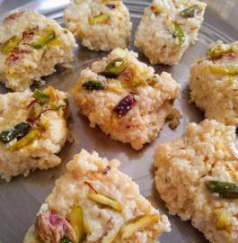 Instant Kalakand Recipe