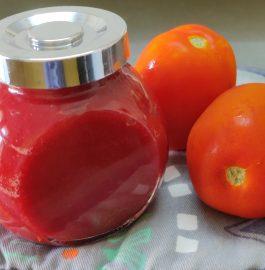 Tomato Ketchup | Homemade Tomato Ketchup Recipe