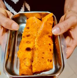 Masala Thepla | Gujarati Masala Thepla Recipe