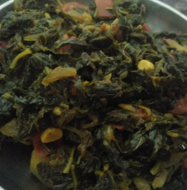 Chaulai Leaves Sabzi Recipe
