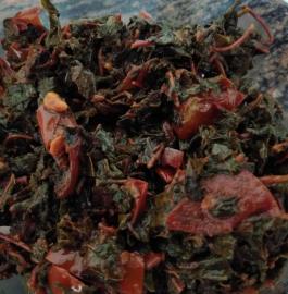 Lal Bhaji Ka Saag Recipe