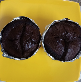 Choco Lava Cake Recipe