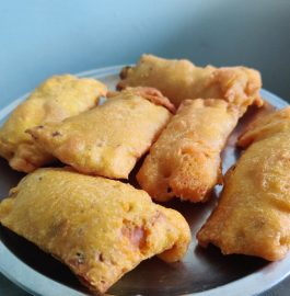 Leftover Roti Ka Pakoda | Chapati Pakoda Recipe