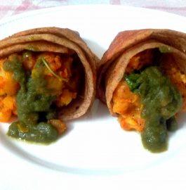 Masoor Dal Masala Dosa Recipe