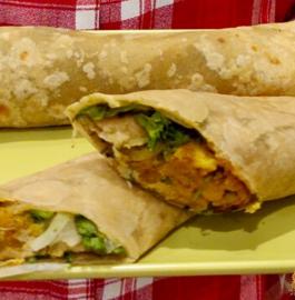 Veg Frankie | Mumbai Famous Veg Frankie Recipe