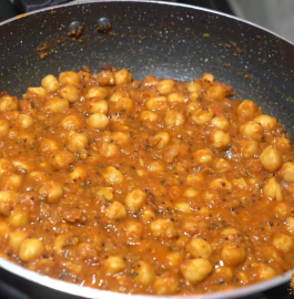 Chhole | Punjabi Chole Recipe