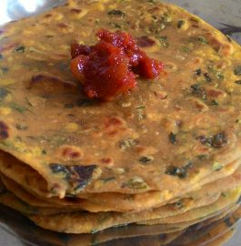 Methi Thepla | Thepla Recipe