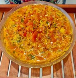 Sev Tamatar Ki Sabzi Recipe