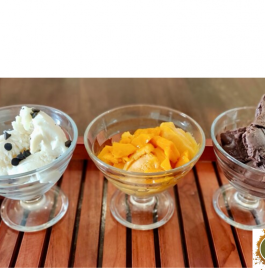 3 Flavors Ice cream | Homemade Ice creams Recipe