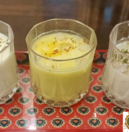 3 Types Of Lassi Recipe