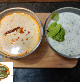 2 types of Raita in 5 minutes Recipe