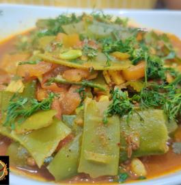 Flat Beans Sabji | Valor Ki Sabji Recipe