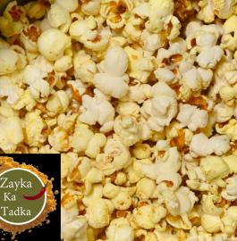 Masala Popcorn Recipe