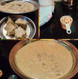 Kaju ki Barfi | Cashew Barfi Recipe