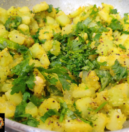 Cucumber Sabji in South Indian Style Recipe