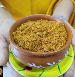 Mungfali ki Dry Chutney | Groundnut Podi Recipe