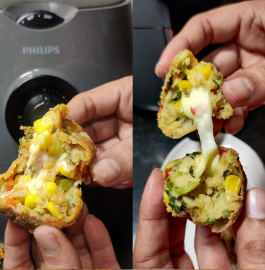 Cheese Balls | Air Fryer Recipe