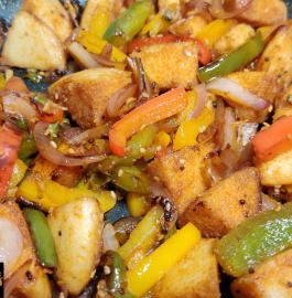 Chili Garlic Idli Recipe