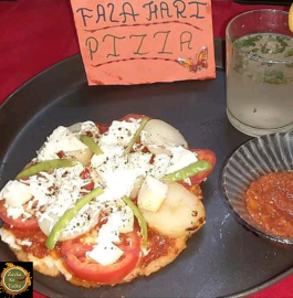 Falhari Pizza Recipe
