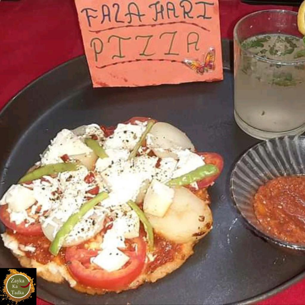 Falhari Pizza Recipe