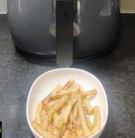 French Fries In Air Fryer Recipe