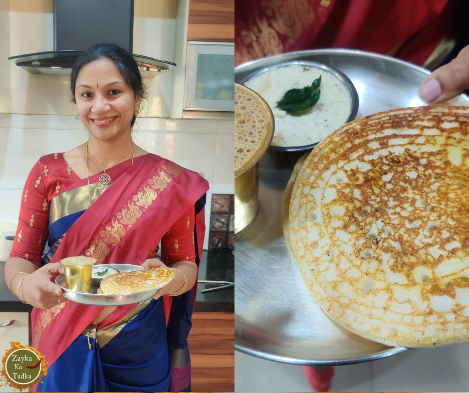 Set Dosa - Bangalore Famous Breakfast Recipe