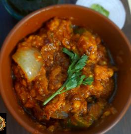 Smoky Paneer Masala Gravy Recipe