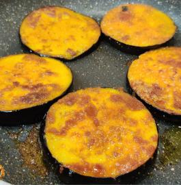 Baingan Bhaja | Begun Bhaja | Bengali Begun Bhaja Recipe