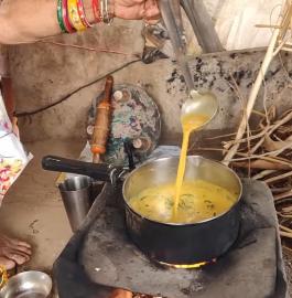 Bajre ki Kadhi | Bajra Kadhi Recipe