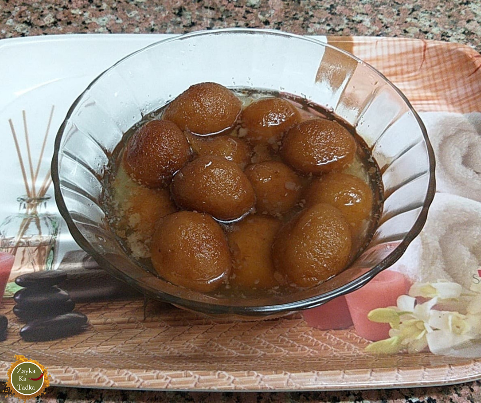 Biscuit Gulabjamun Recipe
