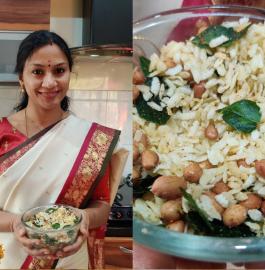 Chire Bhaja | Kolkata Style Chire Bhaja Recipe