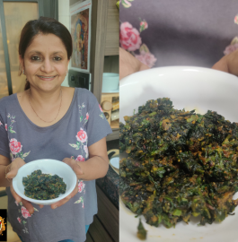 Methi Ki Sabji | Fenugreek Leaves Sabji | Jain Style Methi Sabji Recipe