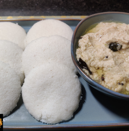 Thengai Chutney | Chennai Style Coconut Chutney Recipe