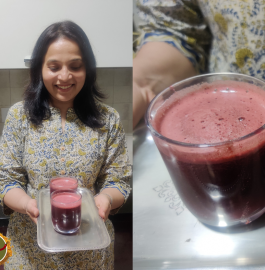 Immunity Boosting Vegetable Juice - Winter Special Recipe