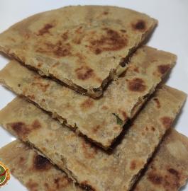 Mooli Ka Paratha | Radish Paratha Recipe