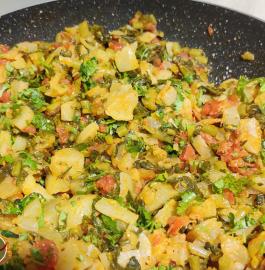 Mooli Ki Sabji | Radish Sabji Recipe