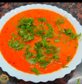 Tomato Salan | Maharashtrian Tomato Salan Recipe