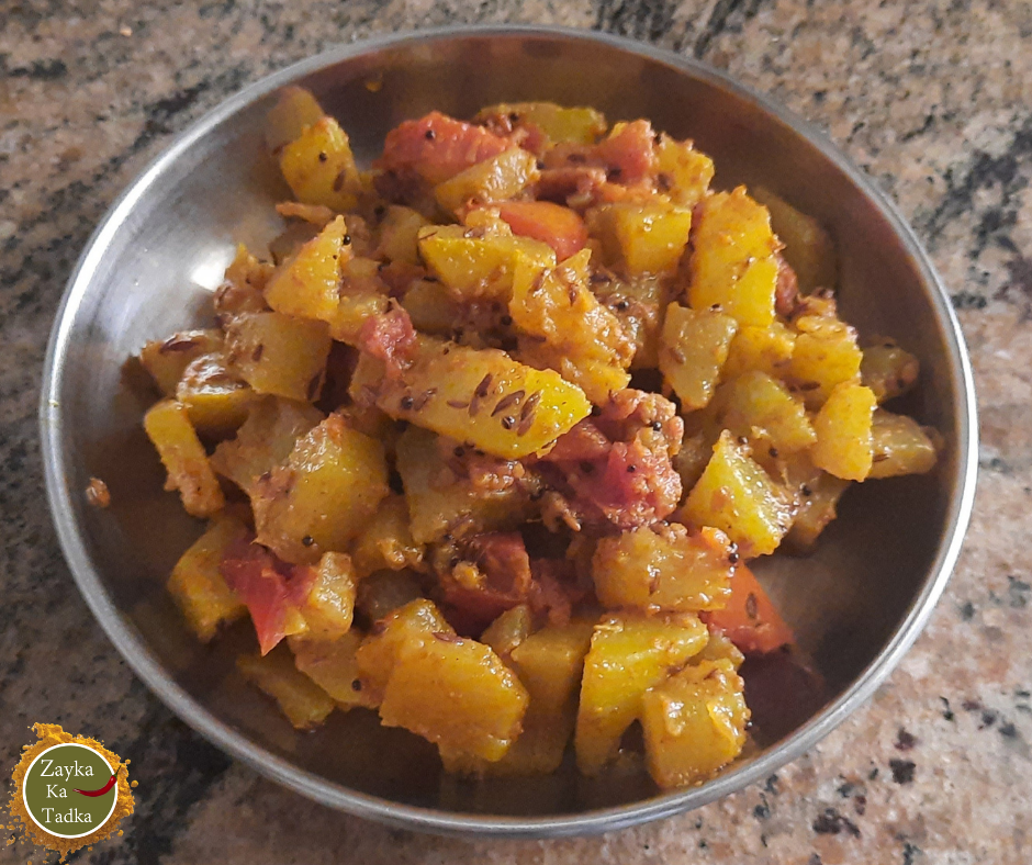 Chow Chow Curry Recipe