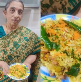 Khara Avalakki | Poha Recipe