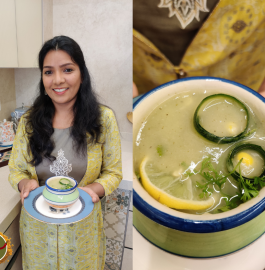 Lauki Soup | Bottle Gourd Soup Recipe