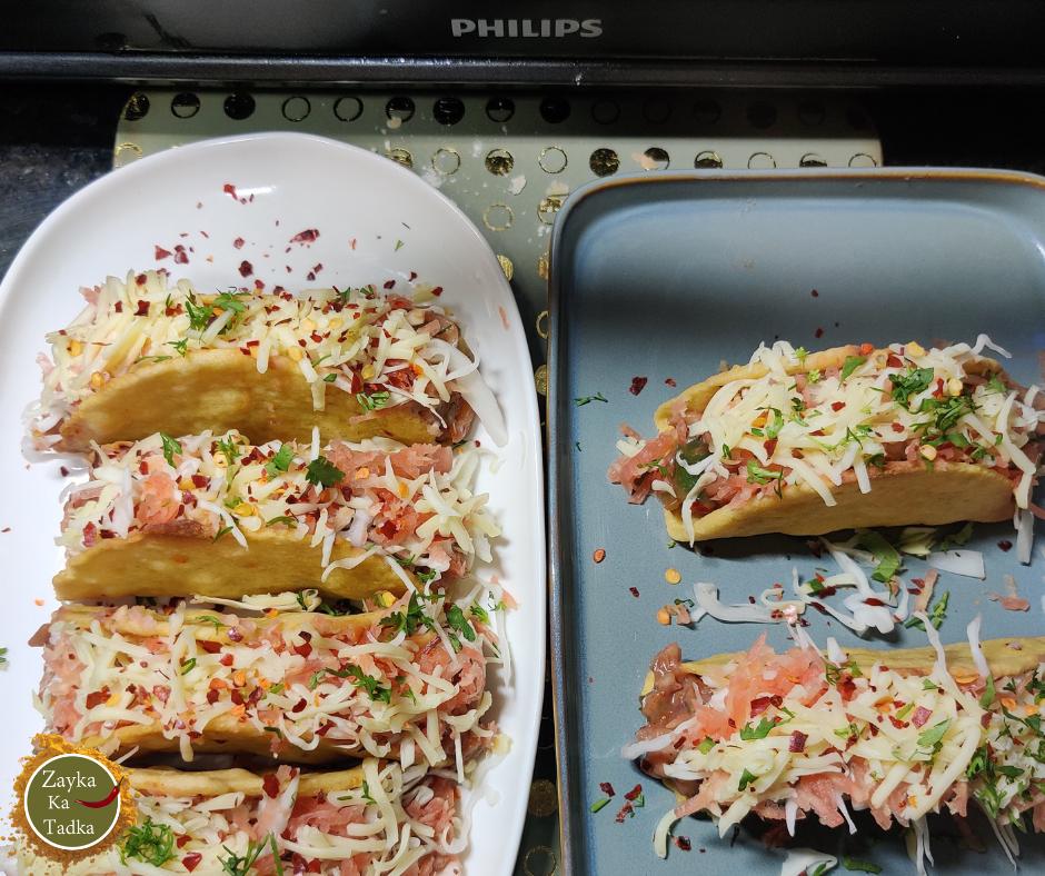 Tacos | Non-Fried Tacos Recipe