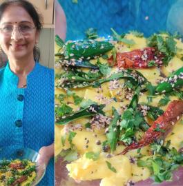 Khandvi | Famous Gujarati Snack Recipe