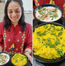 Masala Khichdi | Moong Dal Masala Khichdi Recipe