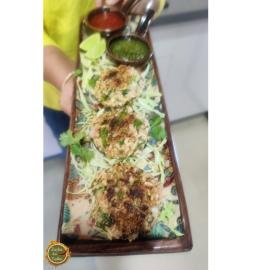Murmura Tikki | Puffed Rice Cutlet Recipe