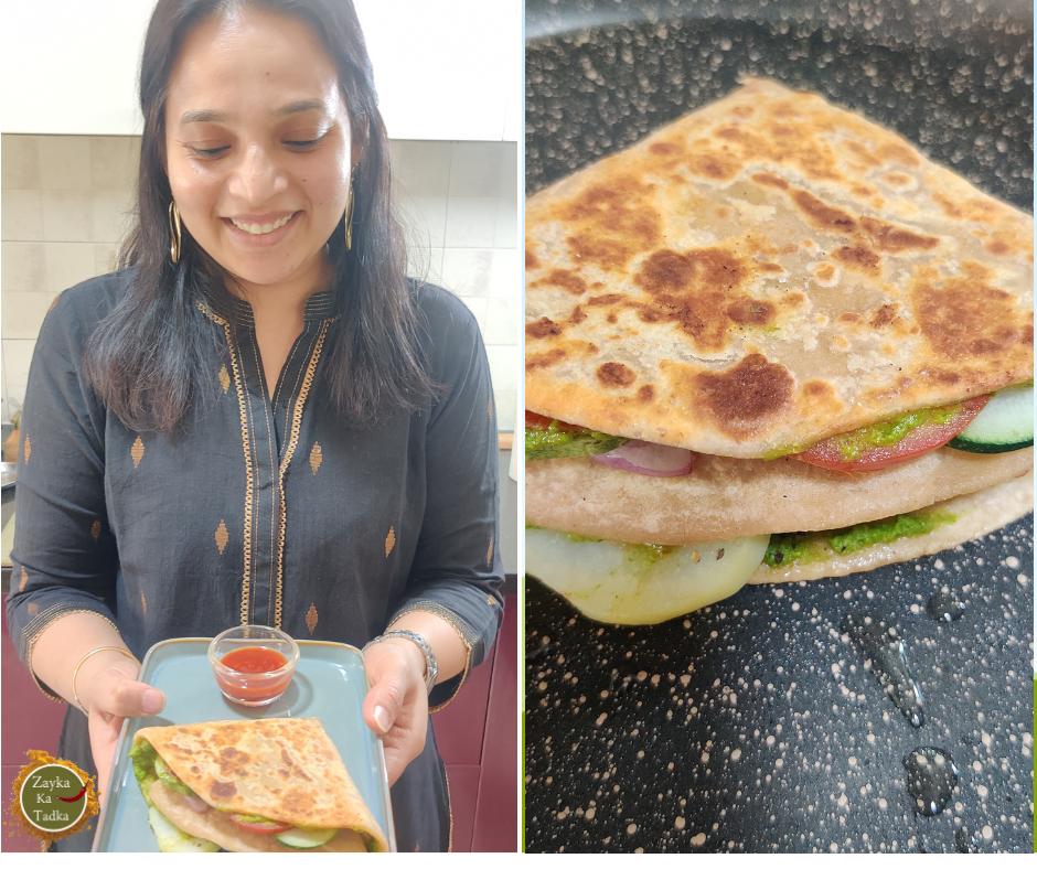 Sandwich Wrap Recipe