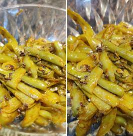 Gwarfali Sabji | Guar Beans Sabji Recipe