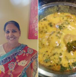 Kadhi Pakora | Kadhi Pakoda Recipe