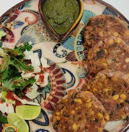 Chana Dal Kabab | Bengal Gram Kabab Recipe