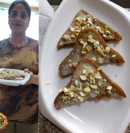 Instant Shahi Tukda Recipe