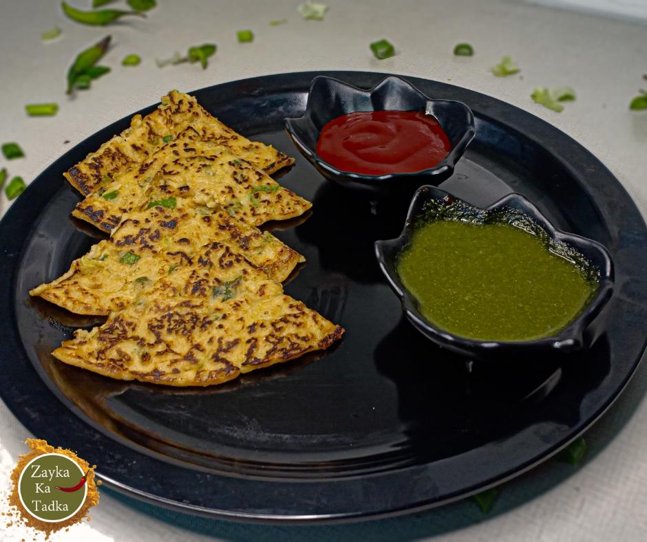 Oats Chila | Healthy Breakfast Recipe